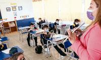 Se habilitaron 2.100 centros educativos  para el regreso de los alumnos a clases presenciales