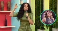 Janet Barboza aseguró que fue injustamente eliminada del programa de Gisela Valcárcel, y advirtió que