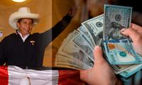 Precio del dólar a un día de la proclamación de Pedro Castillo como Presidente del Perú
