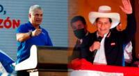 El presidente de Cuba felicitó a Pedro Castillo por su proclamación como presidente.