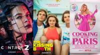 El stand de los besos 3 y la nueva temporada de Control Z son algunos de los ingresos a Netflix más esperados para el próximo mes.