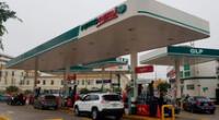 Solo algunos grifos como el de Petroperú, ubicado en el  cruce de las avenidas Brasil y 28 de Julio, en el Cercado de Lima, el precio descendió a S/ 1.99 por litro.