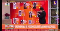 Este sería el organigrama de la red criminal del hospital Guillermo Almenara, según MAM.