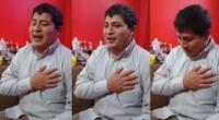Peculiar video del himno versión cajamarquino se hizo viral en las redes sociales.