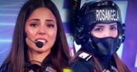 Rosángela Espinoza hizo llorar de impotencia a Luciana Fuster.