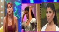 Magaly Medina cuestionó malas caras de Yahaira Plasencia en JB en ATV.