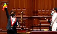 Susel Paredes juramentó como Congresita del periodo 2021-2026