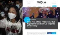Pedro Castillo ha dejado entrever que conformará un gobierno con figuras de diversas tiendas políticas, no solo de su partido Perú Libre.