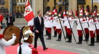 Felipe de Borbón viajará a Perú el martes 27 de julio para asistir a la toma de mando de Pedro Castillo.