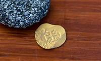 Moneda hallada en frorida