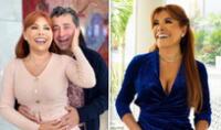 Magaly Medina hace hilarante pedido a su esposo.