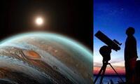 """EE. UU.: estudiante aficionado a la astronomía descubre """"nueva"""" luna en Júpiter durante sus vacaciones."""
