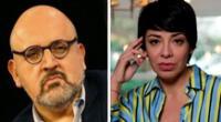 Tatiana Astengo apoya sarcástico tuit sobre Beto Ortiz