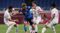 Japón venció a México por 2-1 en los Juegos Olímpicos Tokio 2020.