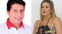 Alejandra Baigorria viaja a EE.UU. para vacunarse y usuarios sospechan que fugó por Castillo