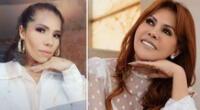 Susan Ochoa causa furor en TikTok por su parecido con Magaly Medina