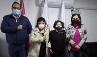 Somos Perú y el Partido Morado se unen como única bancada