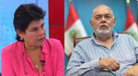 Norma Yarrow critica a Jorge Montoya