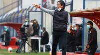 El técnico Comizzo tiene cuestionamientos con  la Liga 1