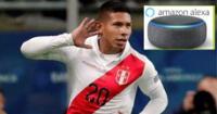 Edison Flores se vuelve viral por ser amable con 'Alexa', su asistente virtual.