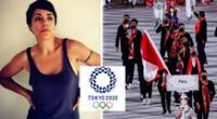 Tatiana Astengo preocupada por la falta de apoyo a deportistas peruanos