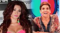Génesis Tapia responde a comentario machista de Gigi Mitre por criticarla tras aparecer con los papás de sus hijos.