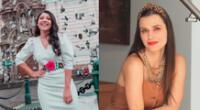 """Tula Rodríguez confesó que está difícil hacerse """"la más bonita"""" al trabajar con Maju Mantilla, ex Miis Mundo 2004."""