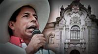 Pedro Castillo juramentará este 28 de julio frente a diversas autoridades extranjeras.