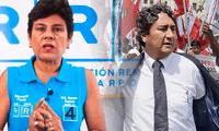 Norma Yarrow se pronunció ante un posible cargo de Vladimir Cerrón para el próximo Gobierno.