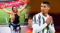 Cristiano Ronaldo preocupado por la salud de su hermana.