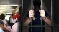 Condenan a una pareja por robar celular a una menor dentro de una combi
