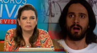 Sebastián Rubio estalla contra publicación de Willax Televisión.
