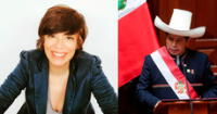 Tatiana Astengo aplaudió la llegada de los 200 años de independencia.
