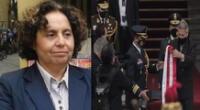 La congresista Susel Paredes cuestionó actitud de Mesa directiva del Congreso ante Francisco Sagasti.