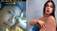 Dayanita comparte video que recopila inéditas fotos de su infancia.