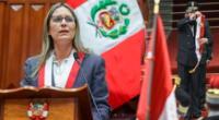 María del Carmen Alva fue señalada de no dejar ingresar a Francisco Sagasti al Congreso.