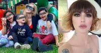 Romina Gachoy afirma que los hijos de Angie Jibaja mueren por conocer Uruguay.