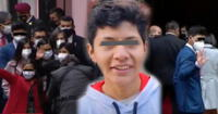 Arnold, el hijo de Pedro Castillo, es viral en TikTok por escena en el Congreso de la República.