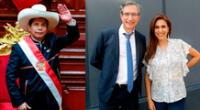 Federico Salazar y Verónica Linares resaltan el uso del sombrero del presidente Pedro Castillo