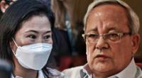 César Hildebrandt sostuvo que Keiko Fujimori solo quería evitar la cárcel llegando a la presidencia.