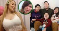 Romina Gachoy  habla claro y deja por sentado que su esposo no necesita permiso de la popular 'chinita' para llevarse a sus hijos a Uruguay.