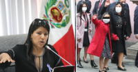 La socióloga, Indira Huilca repudia conducta de hombre de prensa al faltar el respeto a la primera dama.