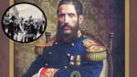 """Conocido como """"El taita Cáceres"""" por sus soldados y, """"El brujo de los Andes"""" por el ejercito chileno."""
