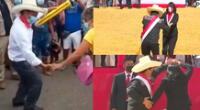 Baile de Pedro Castillo se hizo viral en las redes sociales.