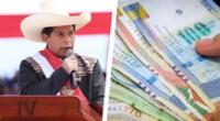 Bono 700 soles: ¿Quiénes recibirán el subsidio anunciado por Pedro Castillo?