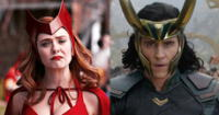 WandaVision y Loki.