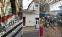 El fuerte sismo se registró a las 12.10 p.m. en Piura. Foto: Composición el Popular/Twitter