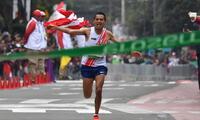 Cristian Pacheco medalla de oro en los Panamericanos de Lima tendrá un duelo especial con los africanos.