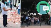 Servicios de telefonía se pronunciaron sobre afectados en Piura.