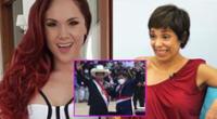 Génesis Tapia cuestionó apoyo de Tatiana Astengo a Pedro Castillo.